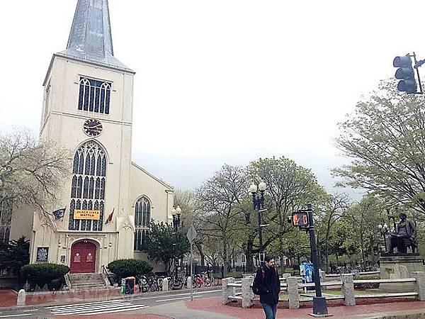 美東旅遊-波士頓_波士頓旅遊好吃好玩行程攻略-Harvard_哈佛大學_Harvard Square哈佛廣場