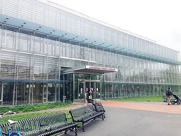 美東旅遊-波士頓_波士頓旅遊好吃好玩行程攻略-劍橋公共圖書館
