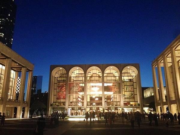 Lincoln Center 林肯中心,紐約行程規劃,紐約行程推薦,紐約旅遊