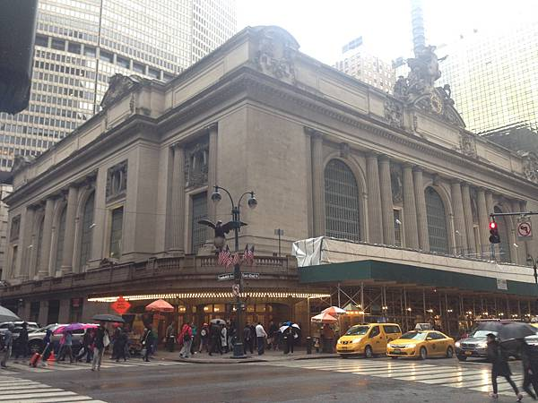 紐約中央車站,紐約行程規劃,紐約行程推薦,紐約旅遊