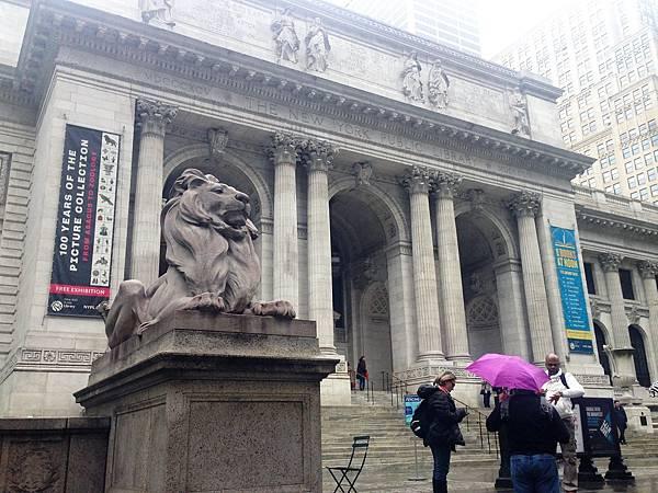 紐約公共圖書館,紐約行程規劃,紐約行程推薦,紐約旅遊