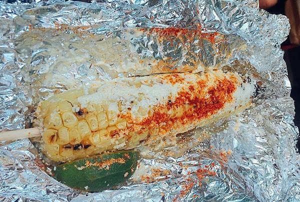 Habana corn紐約有名烤玉米美食推薦,紐約行程規劃,紐約行程推薦,紐約旅遊