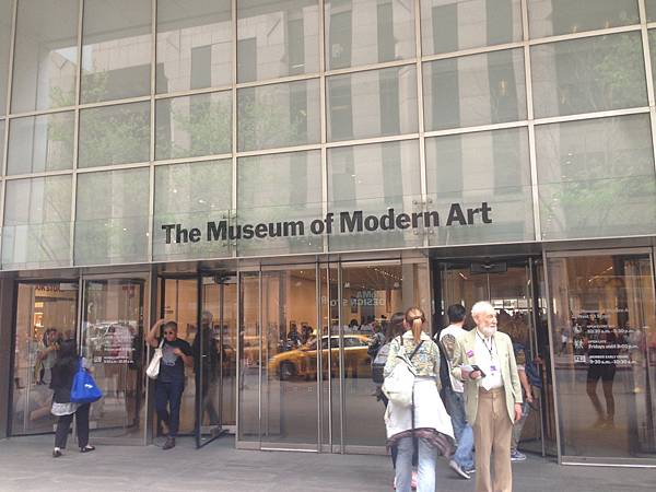 MoMa現代藝術博物館,紐約行程規劃,紐約行程推薦,紐約旅遊