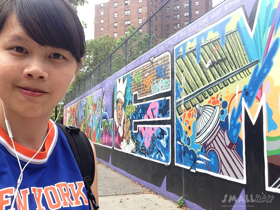 紐約街景藝術-塗鴉設計