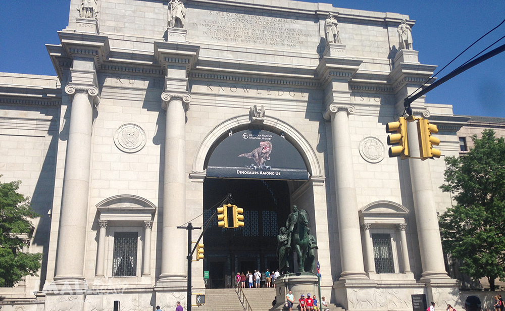 自然歷史博物館American Museum of Natural History