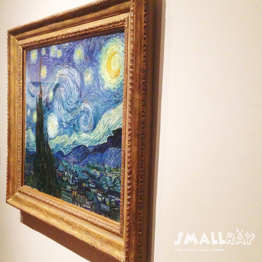 MoMA現代藝術博物館-梵谷-星夜.jpg