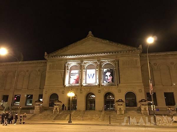 The Art Institute of Chicago 全美第二大藝術博物館-【美國芝加哥旅遊】芝加哥四天三夜超順路旅遊攻略