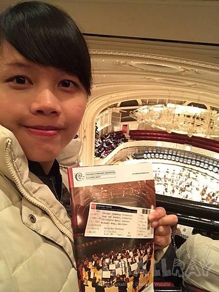 芝加哥交響樂表演 Chicago Symphony Orchestra-芝加哥行程推薦,芝加哥行程攻略