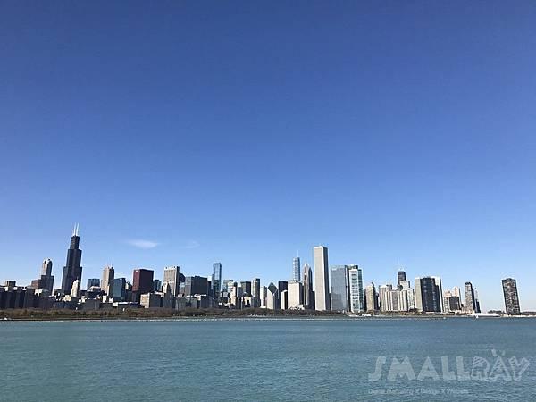芝加哥天際線Chicago Skyline-芝加哥行程推薦,芝加哥行程攻略