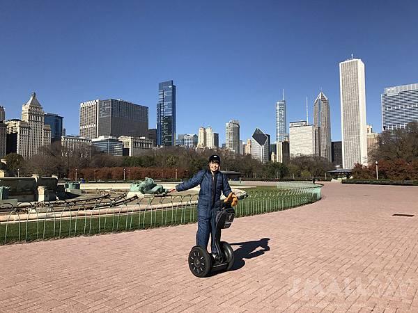 芝加哥Chicago Segway-芝加哥行程推薦,芝加哥行程攻略