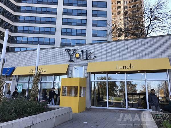 芝加哥早午餐廳推薦Yolk-芝加哥行程推薦,芝加哥行程攻略