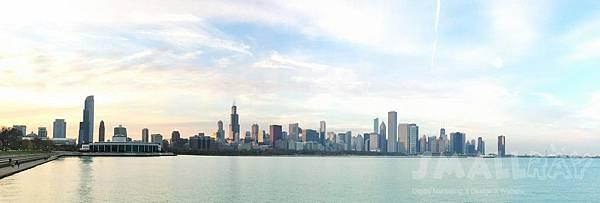 The Shedd Aquarium 謝爾德水族館,芝加哥天際線-芝加哥行程推薦,芝加哥行程攻略