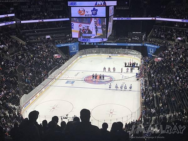 美國冰球NHL球賽-紐約看球賽-NY Islanders:布魯克林Barclays Center