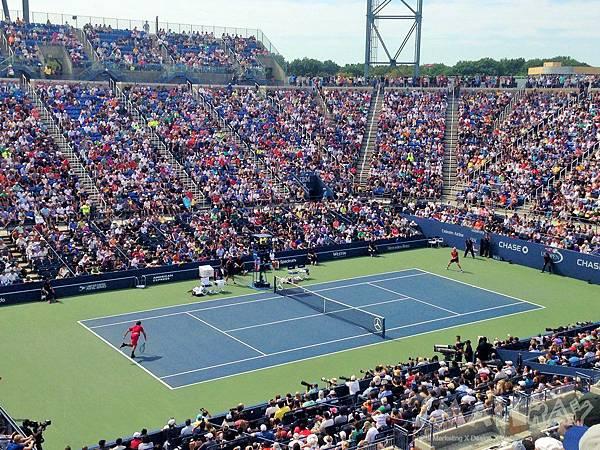 美國網球公開賽:Arthur Ashe Stadium 亞瑟艾許球場