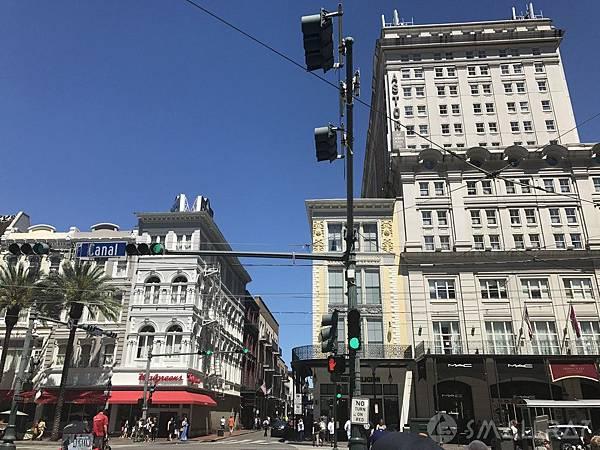 美國紐奧良行程推薦,紐奧良法國區French Quarter,紐奧良必去景點推薦