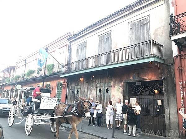 美國紐奧良行程推薦,紐奧良法國區Preservation Hall最好的爵士樂表演,紐奧良必去景點推薦,紐奧良the best of jazz music show