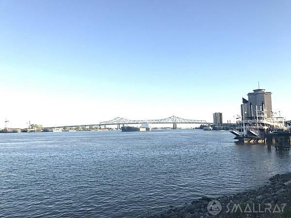 美國紐奧良行程推薦,紐奧良密西西比河,紐奧良必去景點推薦