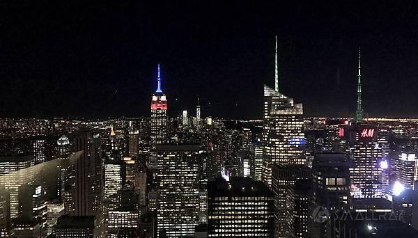 紐約克菲勒中心夜景Bar Sixty Five,紐約行程規劃,紐約行程推薦,紐約旅遊,紐約夜景