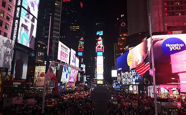Time Square時代廣場,紐約行程規劃,紐約行程推薦,紐約旅遊