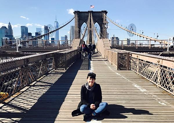 Brooklyn Bridge 布魯克林大橋--紐約景點推薦,紐約行程推薦,紐約自由行攻略,紐約必去景點,紐約行程規劃