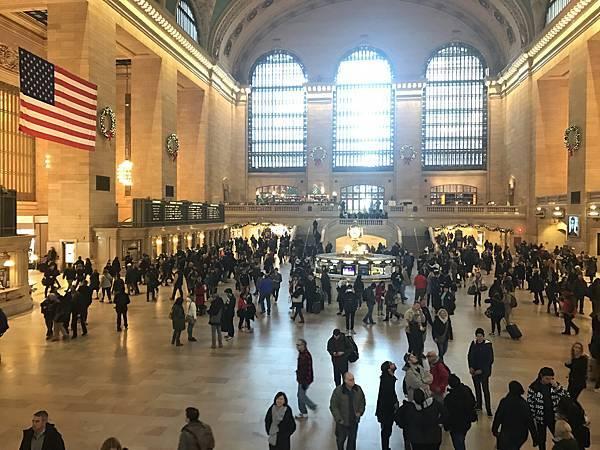 紐約中央車站黃金鐘--紐約景點推薦,紐約行程推薦,紐約自由行攻略,紐約必去景點,紐約行程規劃
