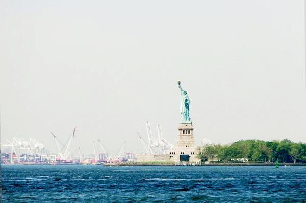 紐約自由女神像--紐約景點推薦,紐約行程推薦,紐約自由行攻略,紐約必去景點,紐約行程規劃