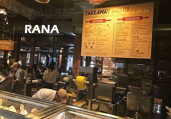 美國紐約銅板美食推薦-紐約好吃高CP值平價銅板美食-3-RANA紐約義大利麵推薦