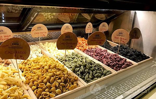 美國紐約銅板美食推薦-紐約好吃高CP值平價銅板美食-5-RANA紐約義大利麵推薦