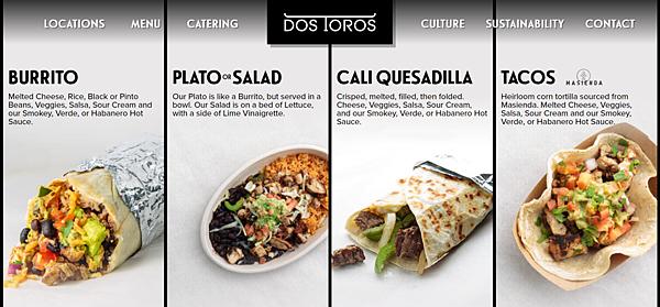 美國紐約銅板美食推薦-紐約好吃高CP值平價銅板美食-7-Dos Toros Taqueria紐約墨西哥料理推薦burrito