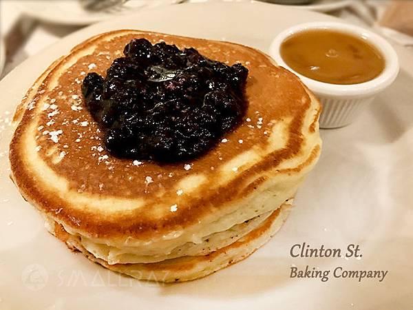 美國紐約銅板美食推薦-紐約好吃高CP值平價銅板美食-11-Clinton-St.-Baking-Company-NYC-pancake-紐約鬆餅推薦-紐約最好吃的鬆餅
