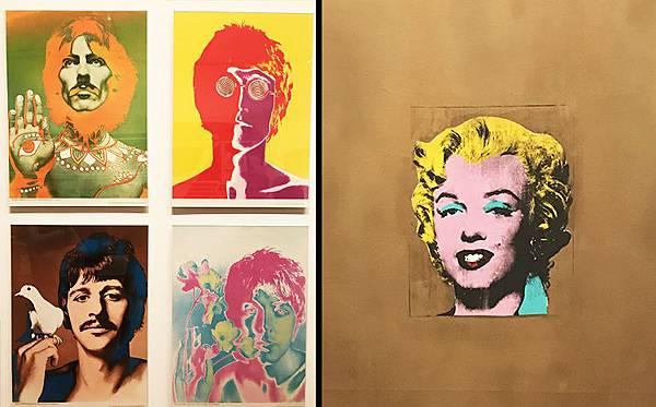 MoMA紐約現代藝術博物館-普普藝術風-奧黛麗赫本-紐約必去-紐約行程推薦