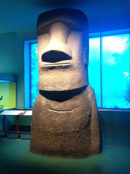 美國自然歷史博物館-電影博物館驚魂夜的博物館-Dum-Dum復活島石像-紐約必去博物館-紐約行程推薦