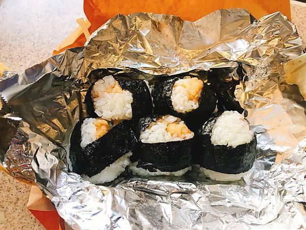 日本中部北陸地區行程-必吃美食推薦-名古屋天むす 千寿 炸蝦飯糰炸蝦飯糰