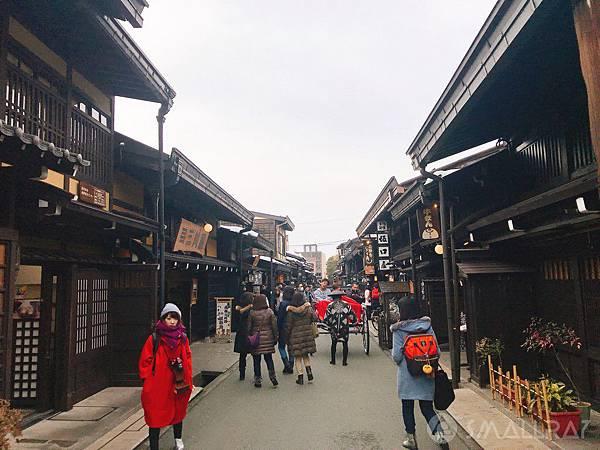 日本中部北陸地區必去景點-高山市高山老街美食