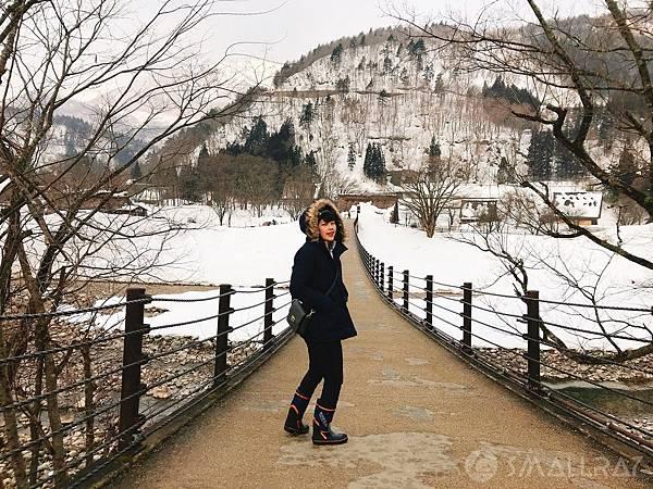 日本中部北陸地區必去景點-白川鄉合掌村-世界文化遺產-日本童話村