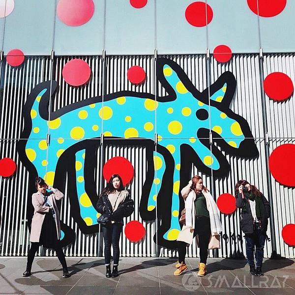 日本中部北陸自由行-松本市必去景點-松本市立美術館-草間彌生故鄉
