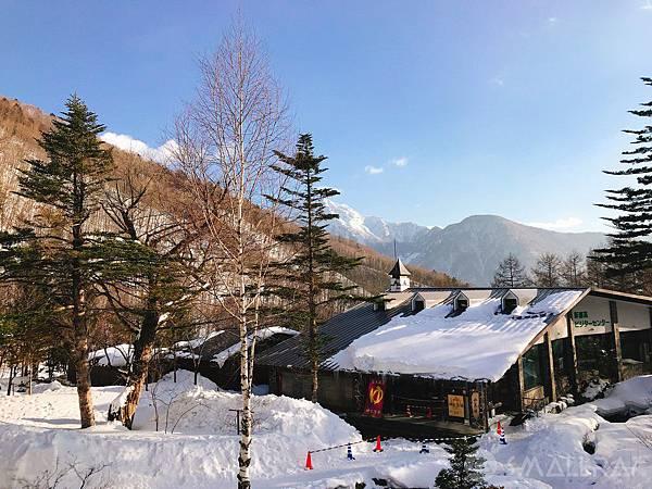 日本中部北陸自由行-新穗高纜車溫泉-北陸必去景點-日本必搭纜車