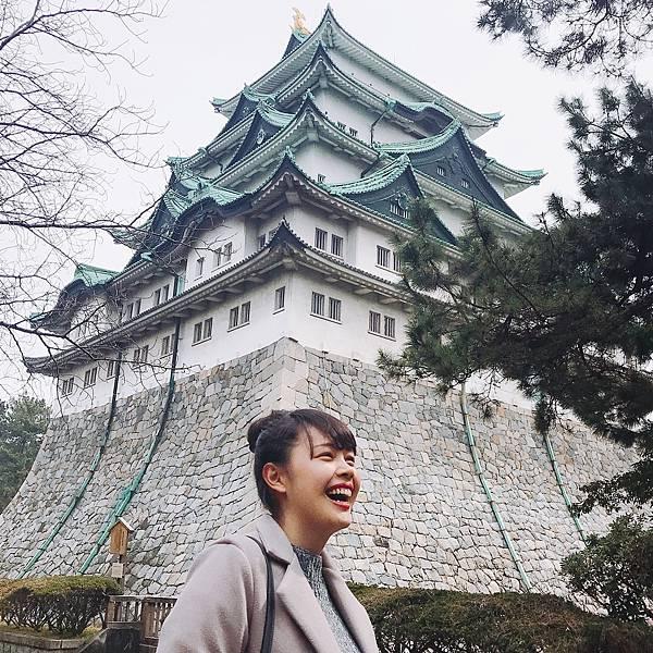 日本中部北陸自由行-名古屋景點推薦-名古屋城-名古屋必去景點