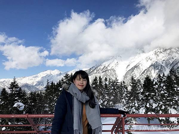 日本中部北陸自由行-新穗高纜車-北陸必去景點-日本必搭纜車