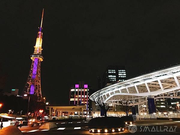 日本中部北陸自由行-名古屋景點推薦-愛知藝術文化中心-綠洲21-名古屋電視塔-名古屋必去景點