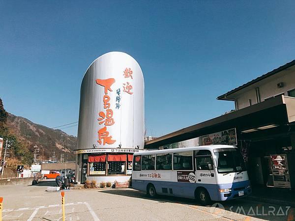日本中部北陸地區必去景點-下呂溫泉-日本三大溫泉-日本有名溫泉
