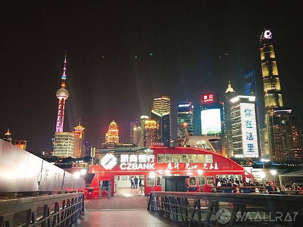 中國上海自由行必去景點推薦30
