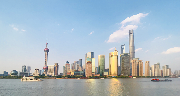 上海天際線