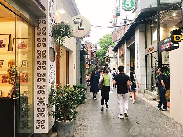 上海最好逛田子坊-上海紀念品哪裡買-上海旅遊-中國魔都上海四天三夜超順路旅遊攻略懶人包,上海必去景點規劃推薦!