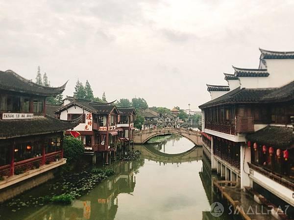 上海七寶古鎮老街-上海旅遊-中國魔都上海四天三夜超順路旅遊攻略懶人包,上海必去景點規劃推薦!