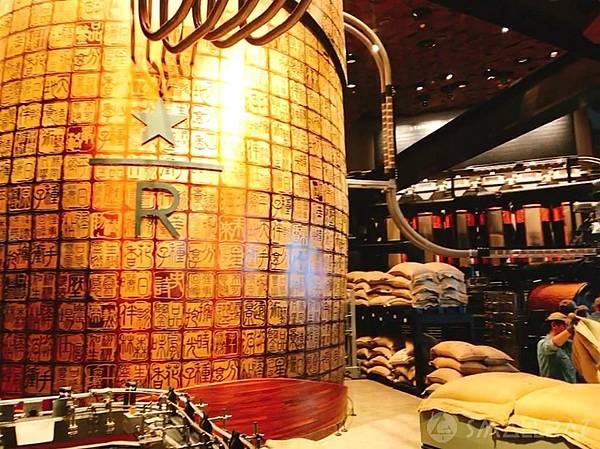 世界最大星巴克烘培工坊--上海旅遊-中國魔都上海四天三夜超順路旅遊攻略懶人包,上海必去景點規劃推薦