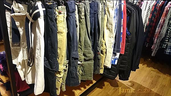 美國麋鹿短褲