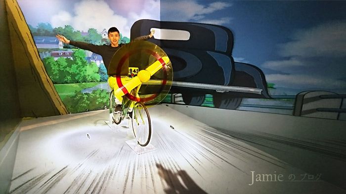 Jamie飛行腳特車.jpg