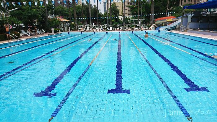 戶外游泳池 長泳.jpg