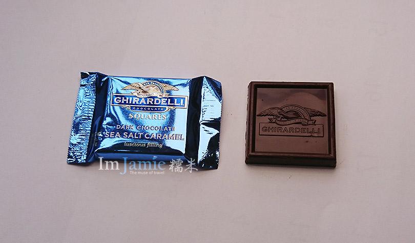 舊金山GHIRARDELLI 黑巧克力.jpg